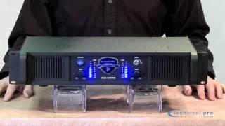 Technical Pro 1100w Pro Amp