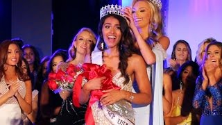 Briahana Reinstein-Castiblanco Miss New Jersey Teen USA 2017 Crowning