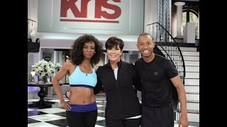 Give Me 15 Workout with TV (former OWN) Exec Endyia Kinney Sterns