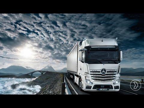 Linha de Montagem Mercedes Actros, 24hs em 10 Minutos  › Câmera Rápida