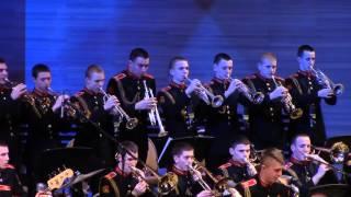 """G.Goodwin """"The Jazz Police"""". Биг-бэнд Мос. военно-музыкального уч-ща. """"Триумф джаза"""". 10.03.2016"""