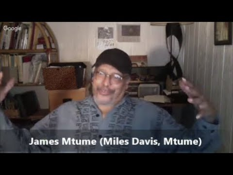 """TRUTH IN RHYTHM"" - James Mtume (Miles Davis, Mtume) Part 1 Of 2 Mp3"