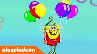 Губка Боб Квадратные Штаны | Нырнуть вверх! | Nickelodeon Россия