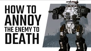 Annoying the Enemy to Death - Urbanmech K-9 - Mechwarrior Online The Daily Dose #307