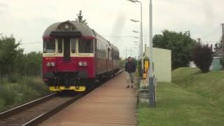 preview picture of video '854 027 Nikolka odjíždí ze Zlonína'
