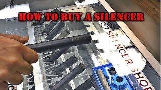 Buying a Silencer: How Complicated Is It, Really?