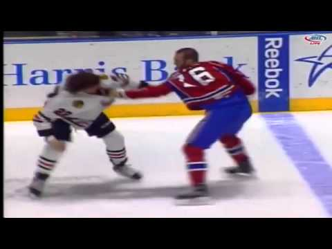 Joe Finley vs Pierre-Cedric Labrie