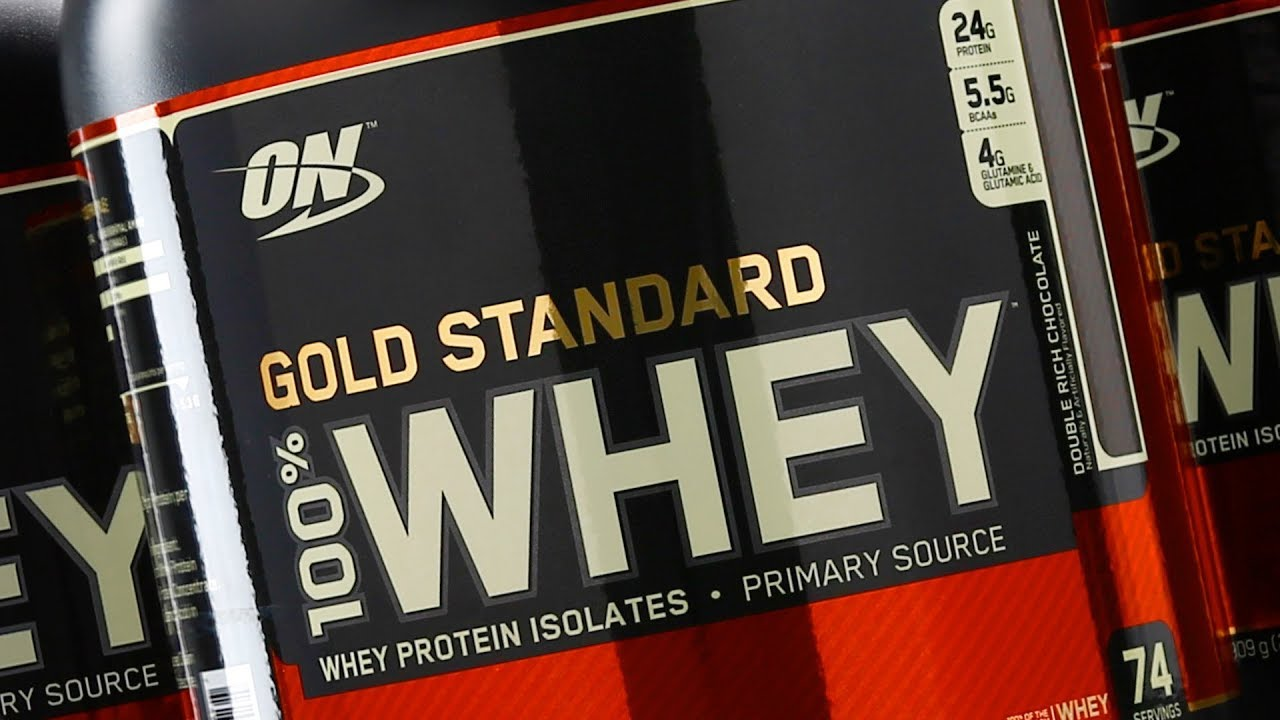 Gold Standard 100% Whey Motivation