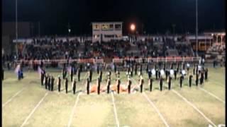 Prairie Grove (14) vs Malvern (42) 2011