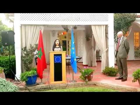 Erasmus +  témoignage d'une bénéficiaire marocaine