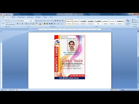mp4 Design Id Card Online, download Design Id Card Online video klip Design Id Card Online