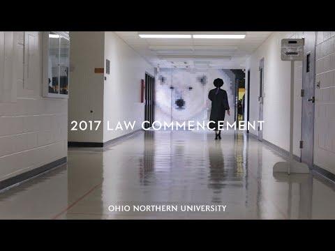2017 Law Commencement