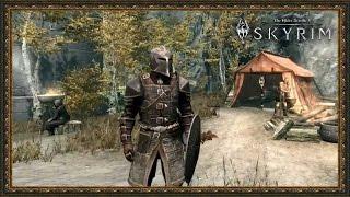 TES 5: Skyrim #Dawnguard - Тяжелая броня Стражи Рассвета