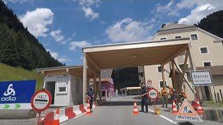 euronews vor Ort: Grenzkontrollen in Österreich - das sagen Reisende