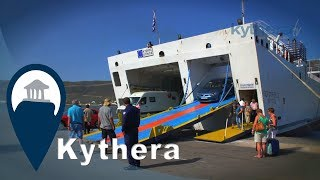 Kythera | How to get to Kythera