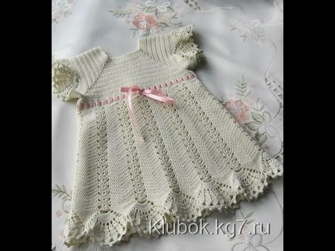 How to crochet: Crochet dress How to crochet an easy ...