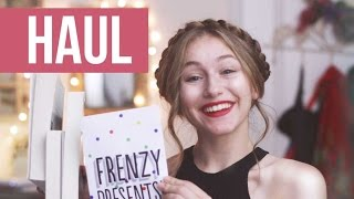 The Coolest Book Haul Ever! - Video Youtube