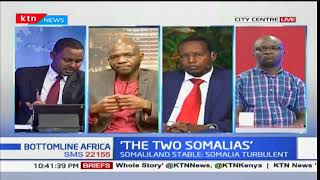 Bottomline Africa 2017/11/13- The two Somalias'
