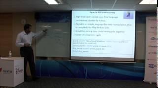 Querying and scripting in Hadoop