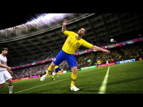 UEFA EURO 2012 má první trailer