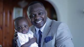 Our Miracle Baby after 7yrs of waiting - Elder Daniel Akakpo