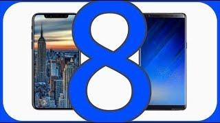 iPhone 8 и Galaxy Note 8 - ФИНАЛЬНЫЙ ДИЗАЙН
