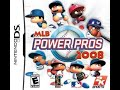 Mlb Power Pros 2008 nintendo Ds New York Yankees Vs Phi