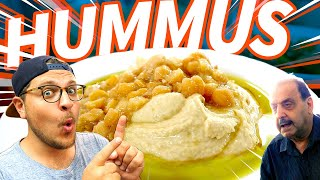 How To Make Hummus From Scratch: All 3 Elements to Perfection