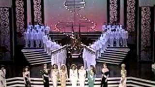 Miss USA 1989 - Evening Gowns And Top 5