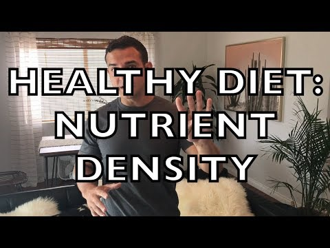 What's a Healthy Diet?: Nutrient Density | BreakNutrition.com