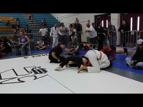 June 15th 2019 Grappling X Mat 10 Match 9