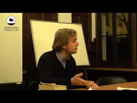 Vidéo de Alexandre de  Vitry