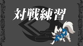 《ポケモンUSUM》初見さん大歓迎!!コバルオン終わったのでフリスナ!!