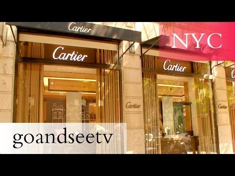 Video Madison Avenue New York Shopping and Sightseeing - New York City Travel Guide