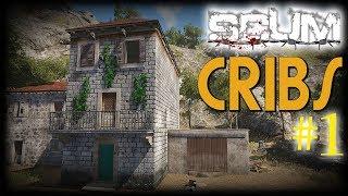 SCUM CRIBS #1   BEST BASE LOCATIONS