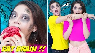 23 BEST PRANKS AND FUNNY TRICKS | Zombie At Home! Funny DIY Zombie Pranks | Funny Pranks! Prank Wars