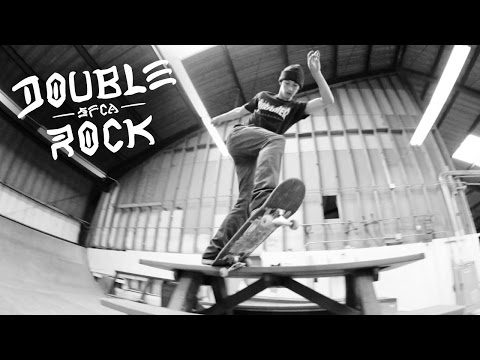 Double Rock: Peter, Zion and Daan