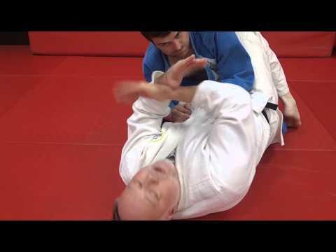 Juji Jime Cross Choke Series