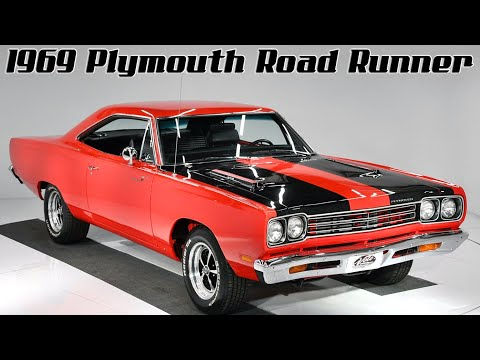 Video of '69 Road Runner - QRV2