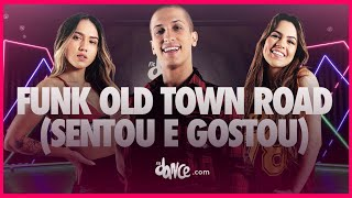 FUNK OLD TOWN ROAD (Sentou E Gostou)    Cowboys Do Mandelão, MC JottaPê, MC M10 E DJ RD | FitDance