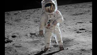 1969 - Transmissão da chegada do Homem à Lua