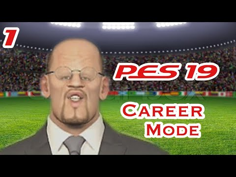 PES 19 - Making a Manager - Crystal Palace Career (1)