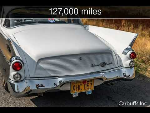 Video of '57 Silver Hawk - Q5AV