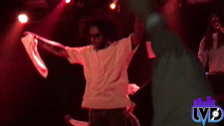 """Ab-Soul Performs """"Beat the Case"""" Live @ Baltimore Soundstage"""