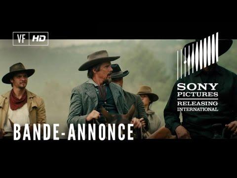 Les 7 Mercenaires (The Magnificent Seven) - Bande-annonce 2 - VF