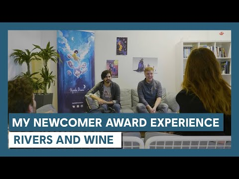 My Newcomer Award Experience – Rivers and Wine | Ubisoft Entrepreneurs
