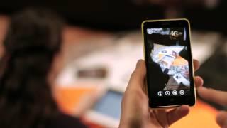 accesarea continutului multimedia cu Windows Phone 8