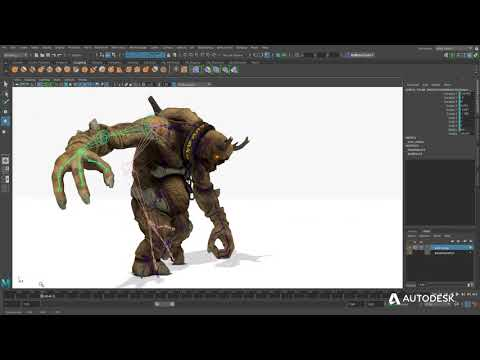 Maya LT 2018- 3D Animation Tools