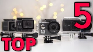 Gambar cover TOP 5 Best Affordable Action Cameras in 2018