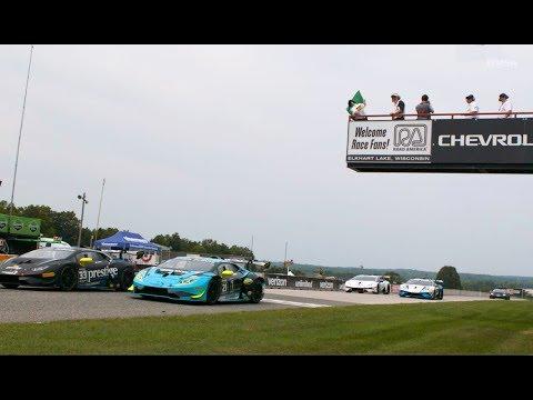 Race Preview: Lamborghini Super Trofeo North America Rounds 5 & 6 At Road America